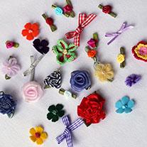 Blüten & Schleifen