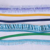 Elastic ribbons