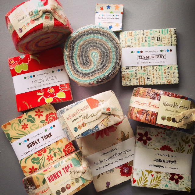 Jelly Roll & Charm Pack