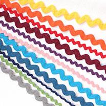 Zig-Zag ribbons