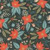 Poinsettia - Evergreen metallic