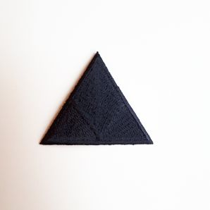 Aufbügler großes Dreieck - marine