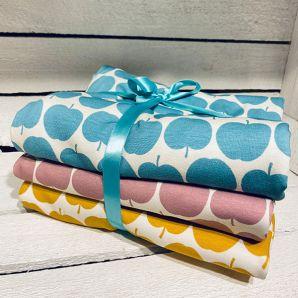 Appel Jersey Pastell Paket