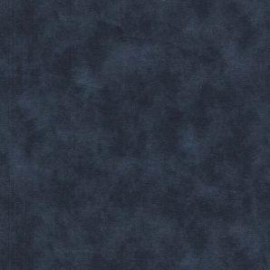 Sweat Batik Look - Marineblau