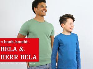 Studio Schnittreif - eBook Kombi - Shirt Bela & Herr Bela