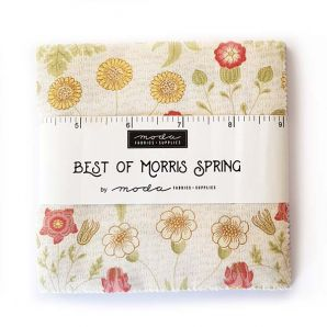 """Charm Pack """"Best of Morris Spring"""" von Moda"""
