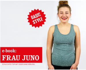 Studio Schnittreif - eBook Top Frau Juno