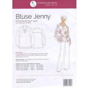 Schnittmuster Berlin - Bluse Jenny