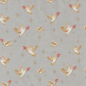 Candlelight Doves - Wool