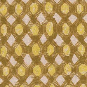 Caravan Blanket - Yellow