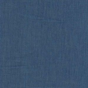 Chambray Uni - Washed Blue