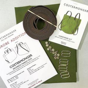 Merchant & Mills - Komplett Set Costermonger Bag