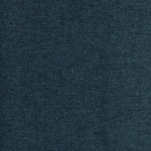 Reststück Cotton 2-Tone - Petrol