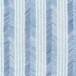 Double Sewing Trip - Blau
