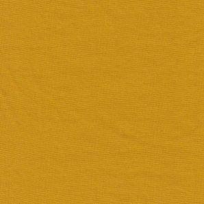 Bündchen dünn HW 21/22 - Mustard hell