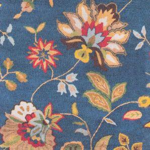 Viskose Embroidery Print