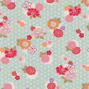 Emi Flower - Mint