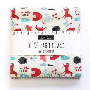 """Charm Pack """"Farm Charm"""" von Moda"""
