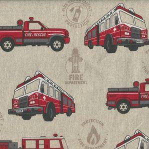 Deko Feuerwehr