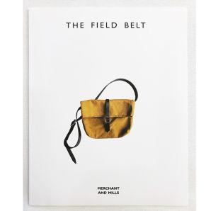 Merchant & Mills - Schnitt Tasche Field Belt