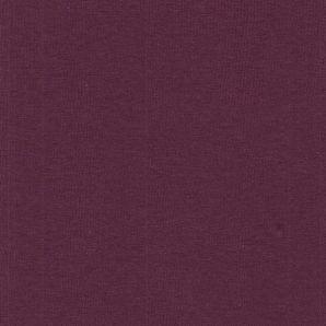 Fine Rib Tencel Jersey - Maroon