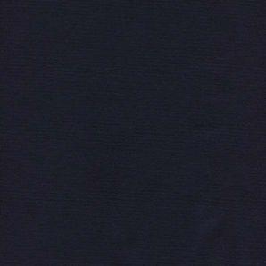 Flanell Uni - Marineblau