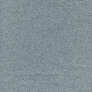 Baumwollfleece Melange - Mineral
