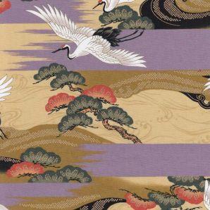 Flying Tsuru - Mauve
