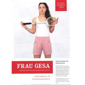 Studio Schnittreif - Shorts Frau Gesa