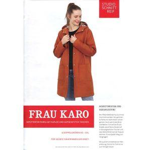 Studio Schnittreif - Parka Frau Karo