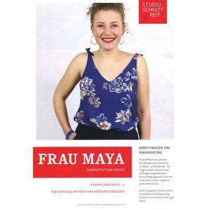 Studio Schnittreif - Top Frau Maya