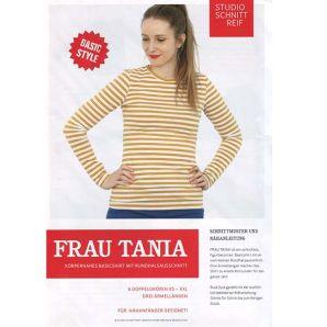 Studio Schnittreif - Shirt Frau Tania