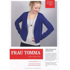 Studio Schnittreif - Jacke Frau Tomma