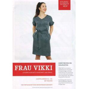 Studio Schnittreif - Kleid Frau Vikki