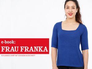 Studio Schnittreif - eBook Shirt Frau Franka