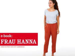Studio Schnittreif - eBook Hose Frau Hanna