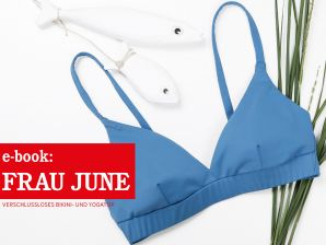 Studio Schnittreif - eBook Bikini/ Yogatop Frau June