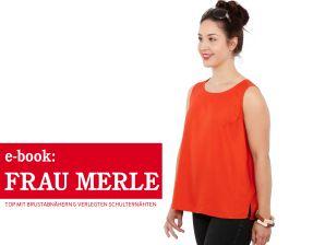 Studio Schnittreif - eBook Top Frau Merle
