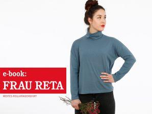 Studio Schnittreif - eBook Rollkragenshirt Frau Reta