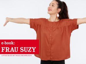 Studio Schnittreif - eBook Bluse Frau Suzy