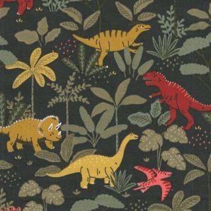 Bio French Terry Dino Jungle
