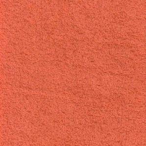 Reststück 2. Wahl Handtuchfrottee - Orange
