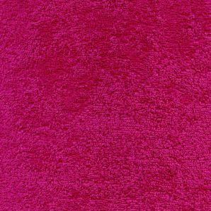 Reststück Handtuchfrottee - Pink