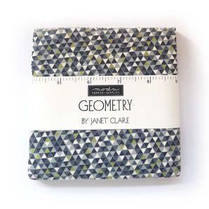 "Charm Pack ""GEOMETRY"" von Moda"