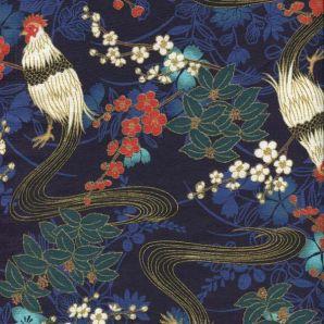 Golden Rooster - Dunkelblau