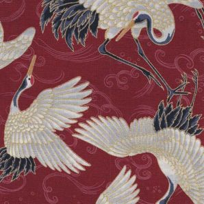 Golden Tsuru - Rot