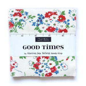 """Charm Pack """"Good Times"""" von Moda"""