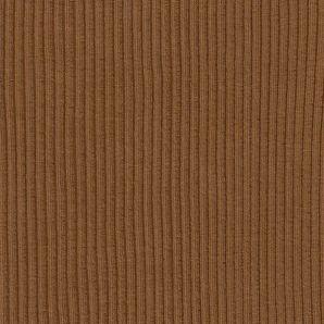 Bündchen Grobstrick HW 21/22 - Golden brown