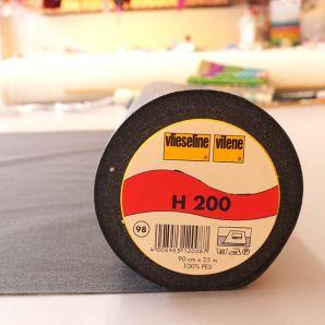 Vlieseline H200 - Schwarz