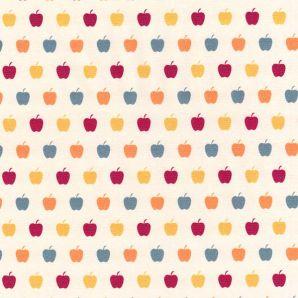 Popeline Happy Apples